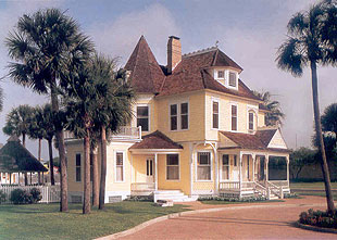 Bed & Breakfast in Rockport TX - Hoopes' House